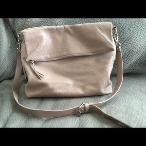 Genuine leather Italian bag